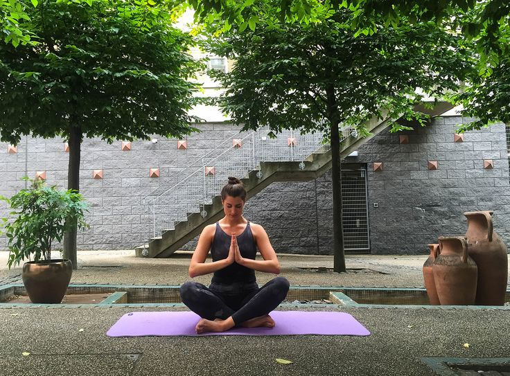 Simple yoga exercises for every day, now on lealou.me
