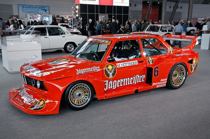 Jagermeister Livery across Europe's elite decades later..