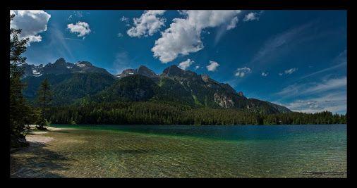 Meraviglioso e spettacolare lago in un contesto naturale stupendo. Acque cristalline con sfumature verde...@Pinetahotels