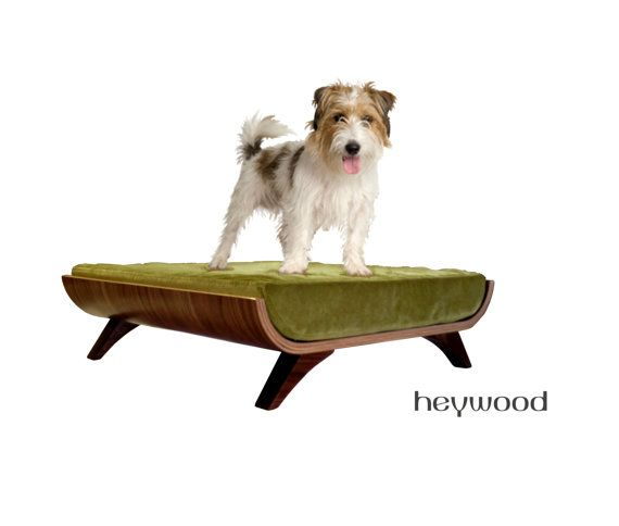 Heywood dog bed by cairudesign on Etsy
