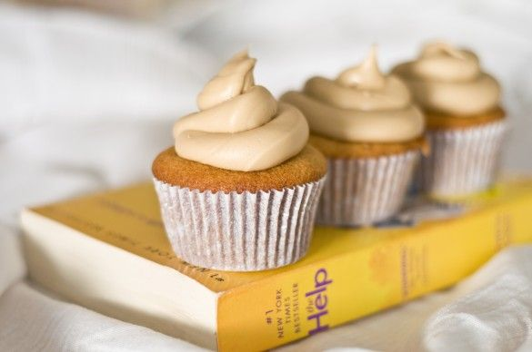 "The Help"" caramel cake cupcake edition with caramel icing. From ..."