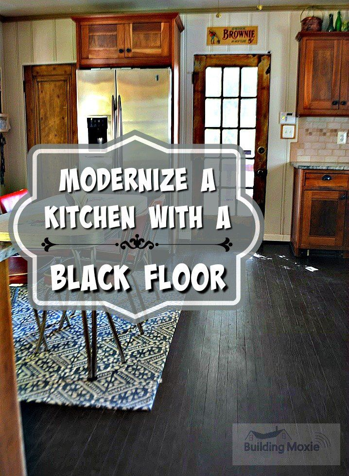 In the story of my black floor, there were three elements which made my job somewhat less common than most others.The linked article contains:* After some tests…