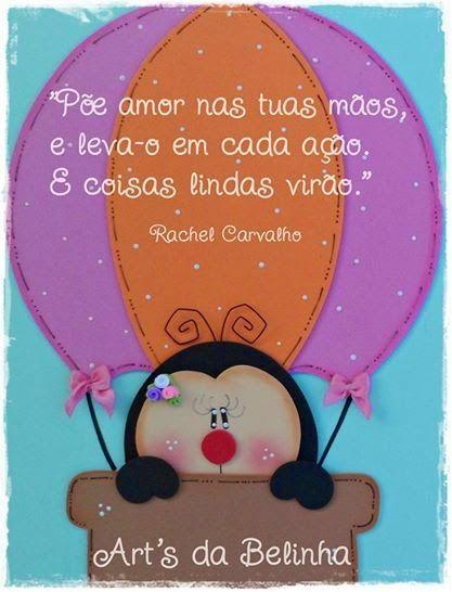 Art's da Belinha: {Bom dia... ♥}