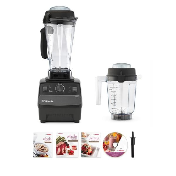 Vitamix. We had our first one for over ten years and recently got a new one. The old one still worked.