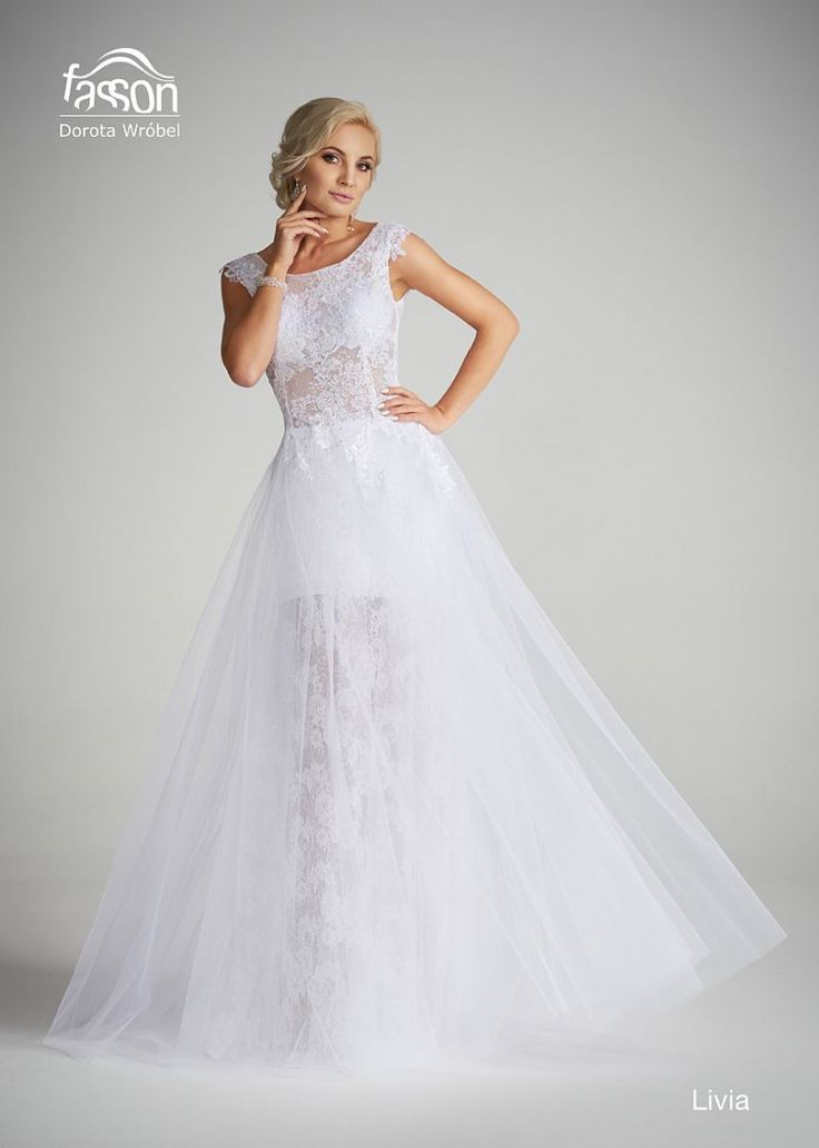 Livia suknia ślubna