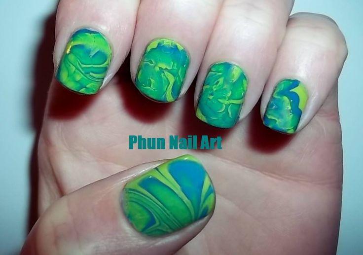 14 best Nail Art Talent Contest Week # 3 October images on Pinterest ...