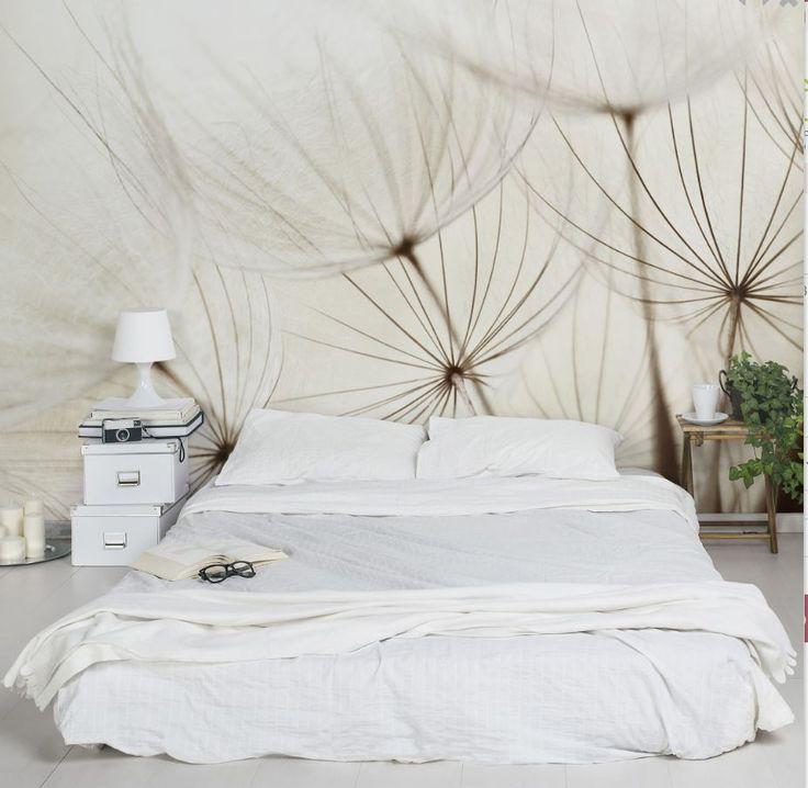 Die besten 25+ Tapeten für schlafzimmer Ideen auf Pinterest - schlafzimmer romantisch