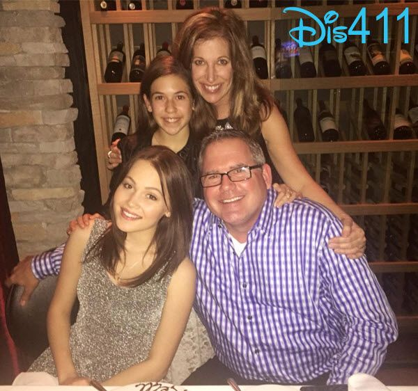Photo of Kelli Berglund & her Father  Mark Berglund