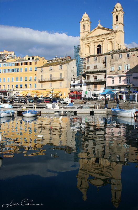 Sunny afternoon - Bastia, Corse