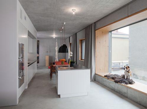 Passivhaus Linienstraße (BCO Architekten)