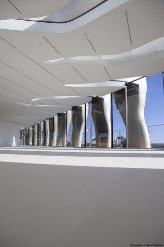 Musée Jean Cocteau, Menton, France by Rudi Ricciotti Architect