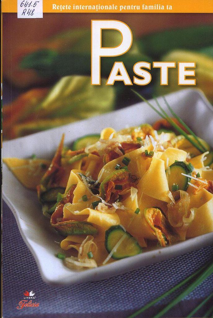 https://flic.kr/p/aNG1mg | Vol. 6 : Paste. – 144 p. | Cel mai gustos, cel mai specific, cel mai variat şi cel mai irezistibil fel de mâncare italienesc. Pastele sunt un univers de creativitate culinară ce poate fi oricînd redescoperit. Ele pot fi asezonate cu o diversitate de condimente şi de mirodenii, pot fi combinate cu tot felul de cărnuri şi de legume şi asociate cu o multitudine de vinuri.