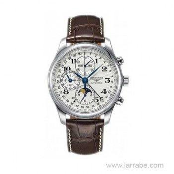 Reloj Longines Master Collection para hombre.  Reloj suizo con movimiento automático.  El mejor precio, en nuestra joyería online.  #reloj #relojes #Longines #relojLongines