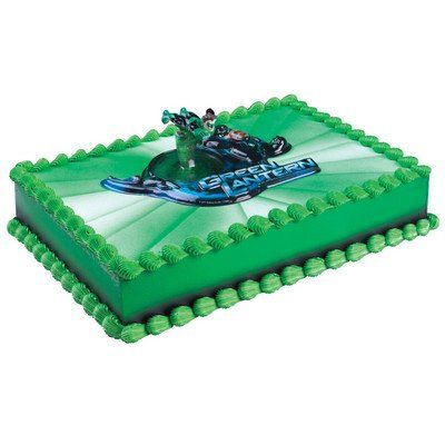 Green Lantern Cake Kit >>> Continue to the product at the image link.