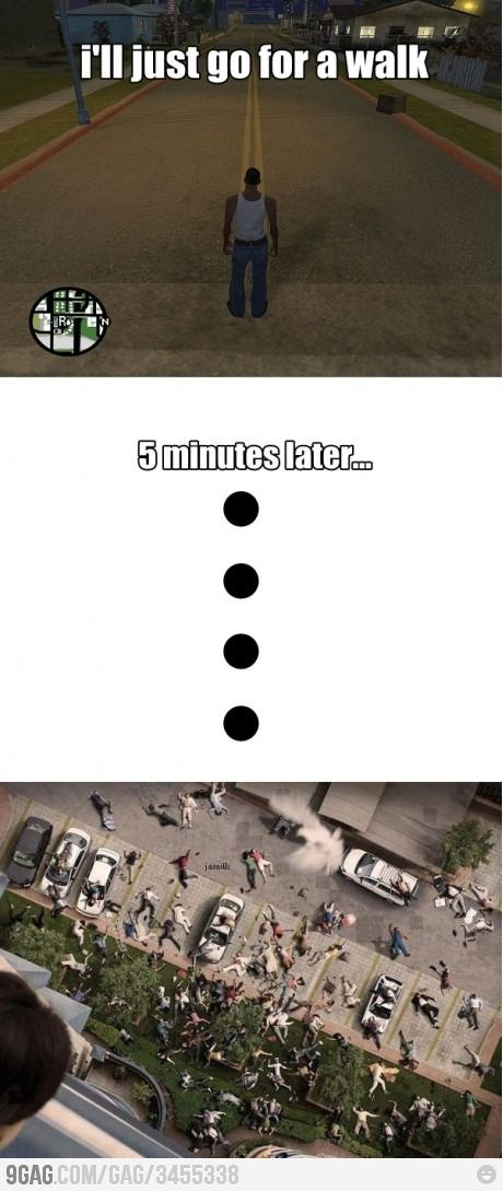 Gta ... like always.