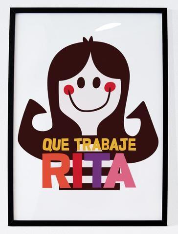 Rita - Lámina