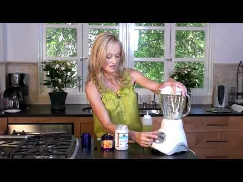 Homemade Organic Vanilla Body Cream from @Gorgeously Green