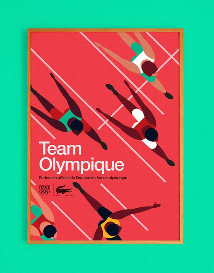 Lacoste Team Olympique Runners