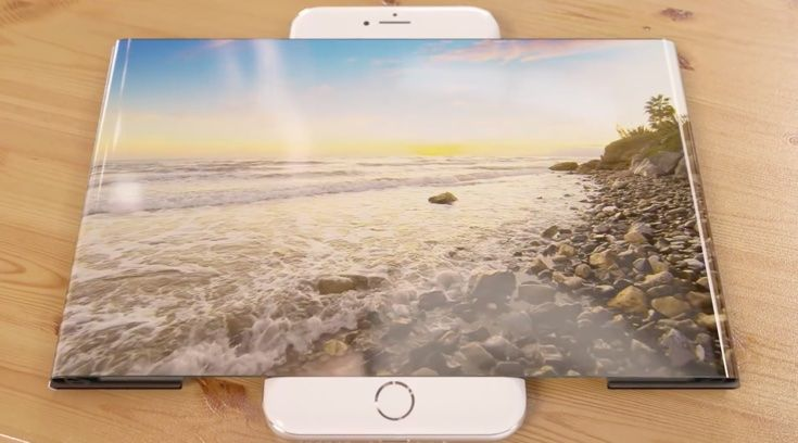 Apple iPhone 7 Concept Shows The Future Of Displays