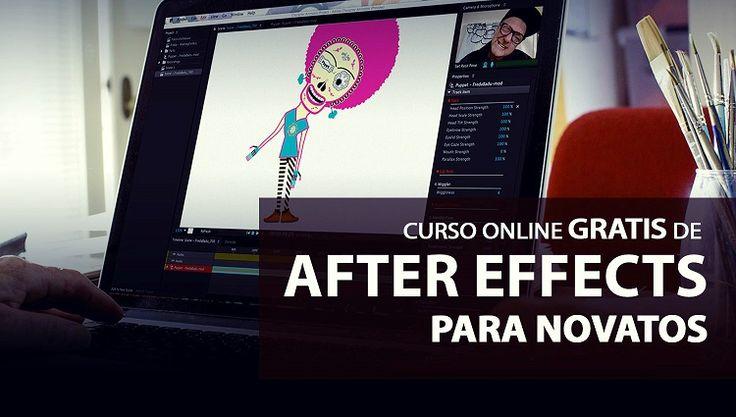 Curso online gratis de After Effects para novatos