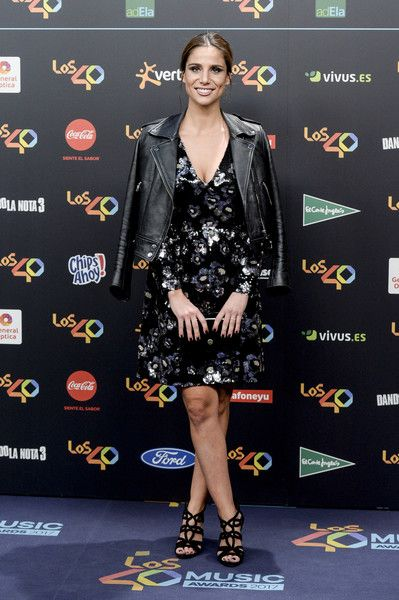 Lucia Villalon Photos - Lucia Villalon attends 'Los 40 Music Awards' photocall at WiZink Center on November 10, 2017 in Madrid, Spain. - 'Los 40 Music Awards' Photocall
