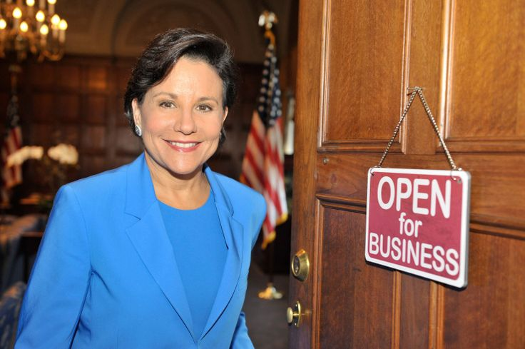 Talking innovation in a data-enabled economy with Secretary Penny Pritzker #news #tech #world