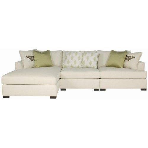 adriana sectional sofa with chaise lounger by bernhardt baeru0027s furniture sofa sectional miami