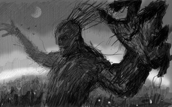 A Monster Calls by Patric Ness
