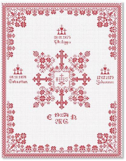 "EMS041 ""Christening Cloth"""