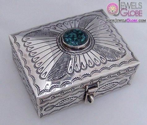 American indian jewelry box sterling silver turquoise475 x for How to make american indian jewelry