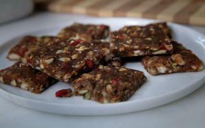 Barrinha de cereal caseira: receita da Bela Gil