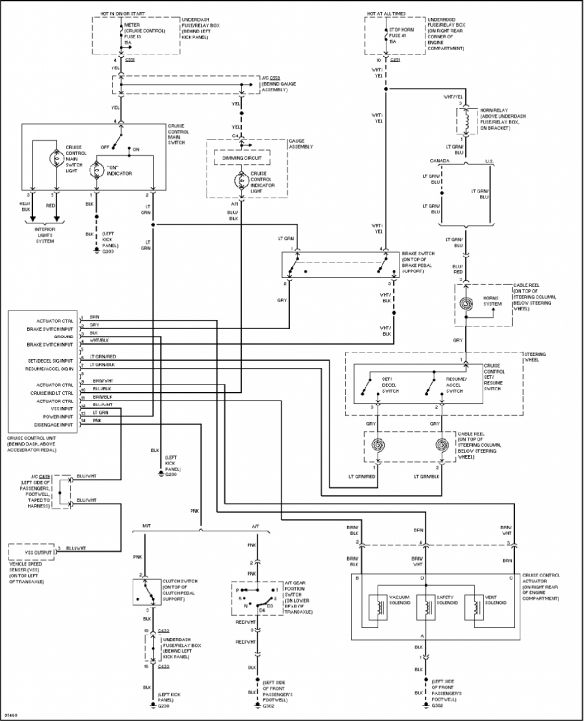 15 1997 Honda Prelude Electrical Wiring Diagram