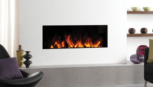 1000 Ideas About Electric Wall Fires On Pinterest Wall