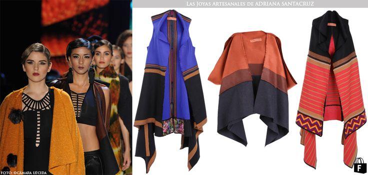 Adriana Santacruz disponible en www.tiendafucsia.co