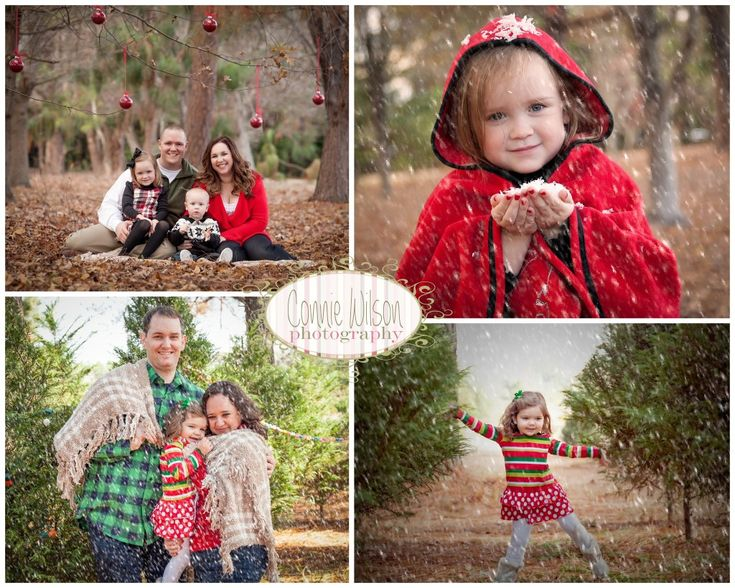 Outdoor Christmas Photo Shoot Ideas 17 Best images ...