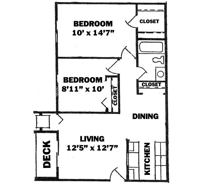 750 square foot apartment floor plans latest for 10 feet by 10 feet bedroom