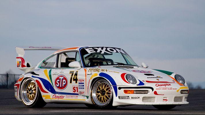 1995 Porsche 911 GT2 Evolution, chassis WP0ZZZ99ZTS393062