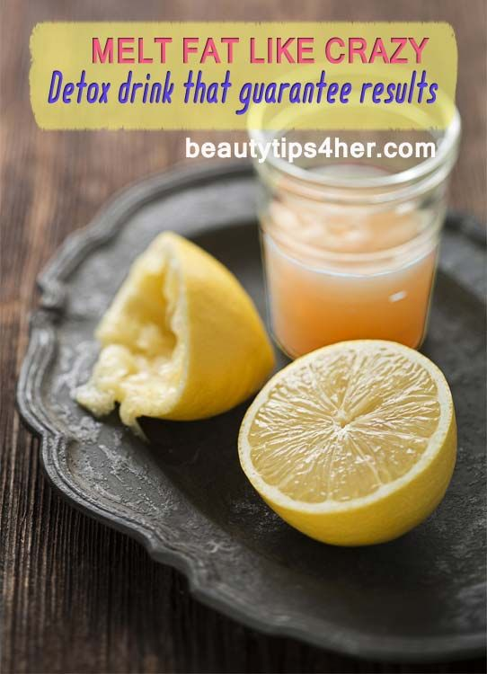 Melts Fat Like Crazy: This Amazing Drink Guarantees Great Results | Beauty and MakeUp Tips