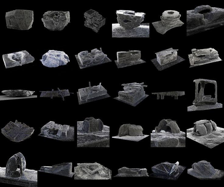 Gallery of Structures of Landscape / ENSAMBLE STUDIO - 29