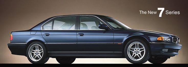 1999 BMW 750iL