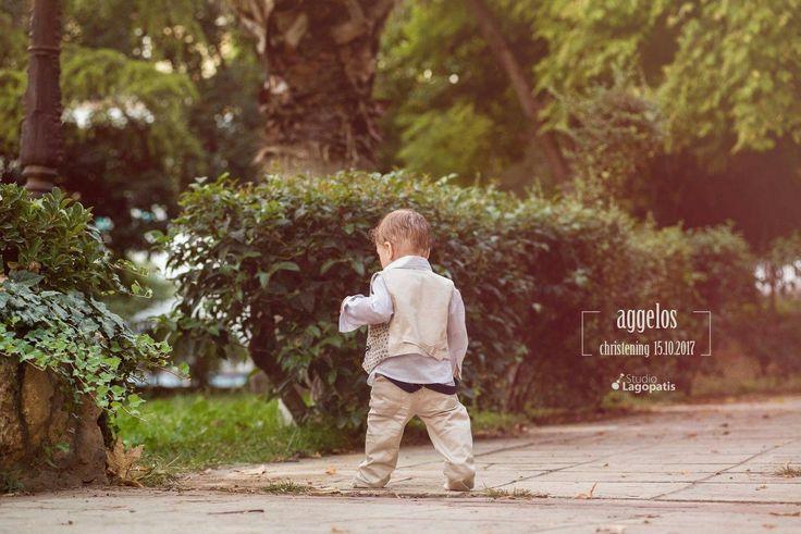 #Babysteps to big dreams 👣  Aggelos 15.10.2017 #baptism #christening #babywalking #firststeps #son #babyboy #stepbystep #littleangel #october www.lagopatis.gr