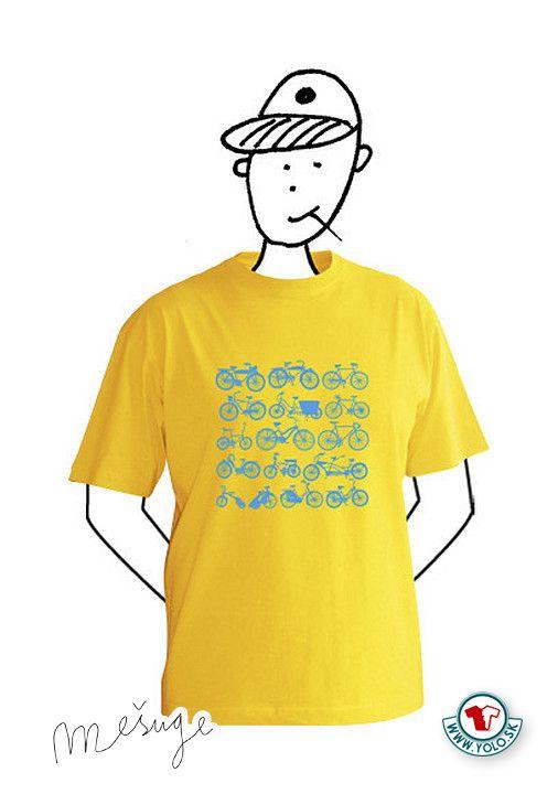 Pánske tričko Bajkonur zn. Mešuge  http://www.yolo.sk/panske-tricka-mesuge/panske-tricko-mesuge-bajkonur