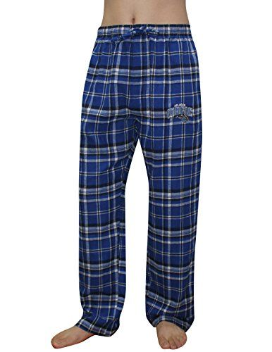 NBA Orlando Magic MENS Plaid Fall  Winter Pajama Pants M Multicolor ** Visit the image link more details.