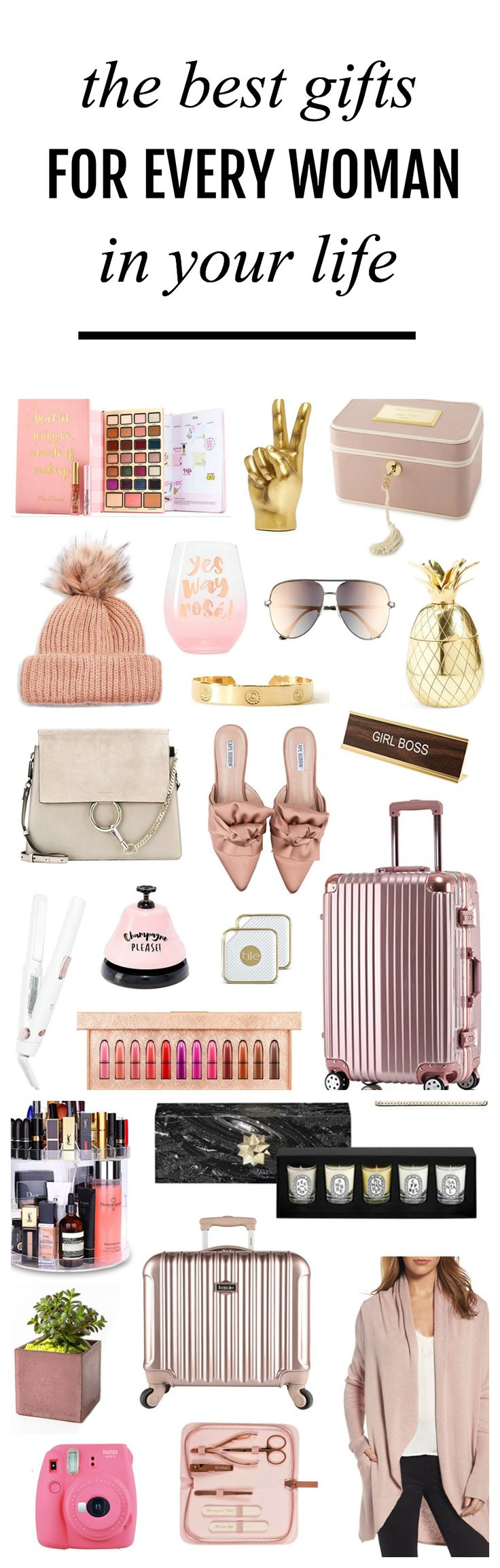 229 best Gift Ideas for Women images on Pinterest | Christmas gift ...