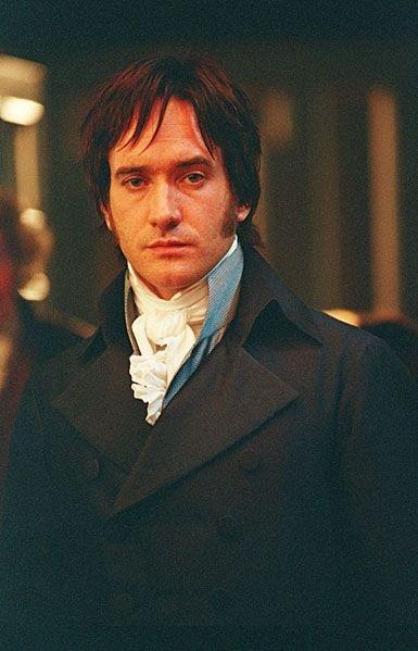 Mr. Darcy, Pride & Prejudice 2005. Um, yes please!