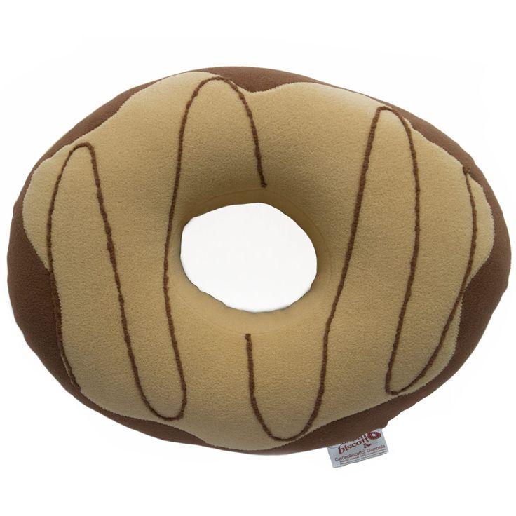 """""""Ciambelle!C'è qualcosa che non possono fare??"""" cit. Aveva ragione Homer Simpson, ecco un cuscino gustoso e divertente. #cuscinobiscotto http://www.carillobiancheria.it/cuscino-biscotto-ciambella-glassata-loriginale-l404-p-9316.html"""