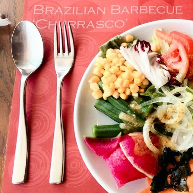 野菜たっぷり召し上がれ😋🍅 📷by @krn_end Thank you🌽  #Regram #Repost #riograndegrill #churrasco #meat #lunch #dinner #salad #food #foodporn #instafood #yummy #delicious #foodpic #foodgasm #vegetable #リオグランデグリル #シュラスコ #肉 #肉スタグラム #サラダバー #食べ放題 #ランチ #ディナー #野菜 #ヘルシー