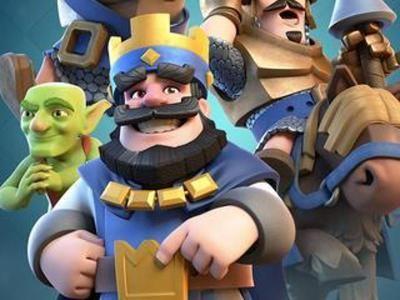 Clash Royale führt diese Woche die Top Ten der iOS-Spiele an ...  Clash Royale führt diese Woche die Top Ten der iOS-Spiele an ...  7/05/2016 3:23:30 PM GMT