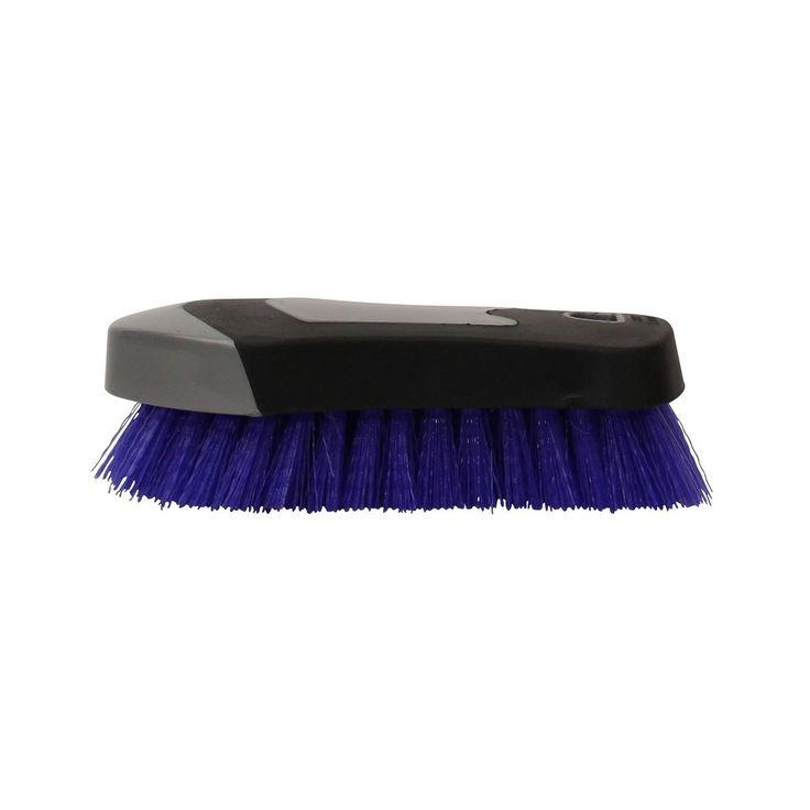 Innenreinigungs-Bürste - Spezial-Bürste zur Innen-Reinigung von Wohnwagen und Wohnmobil. Zur effizienten Innenreinigung von Polster, Fußboden und Staukästen. Zur Entfernung von grobem Schmutz von Polstern, Teppichen, Kunststoffteilen und vielem mehr. 👣👍☺️ #bürste #innenreinigung #polster #stoff #sitze #teppich #fußboden #staukasten #staukästen #kunststoff #schmutz #verschmutzung #fleck #waschbürste #reinigung #pflege #wohnwagen #caravan #wohnmobil #reisemobil #camping #cleanofant