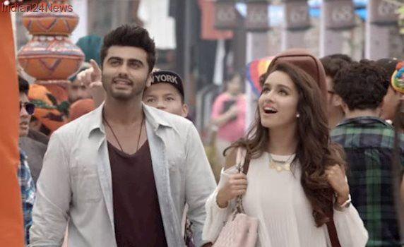 Half Girlfriend Trailer: Shraddha, Arjun And A Complicated Love Story
